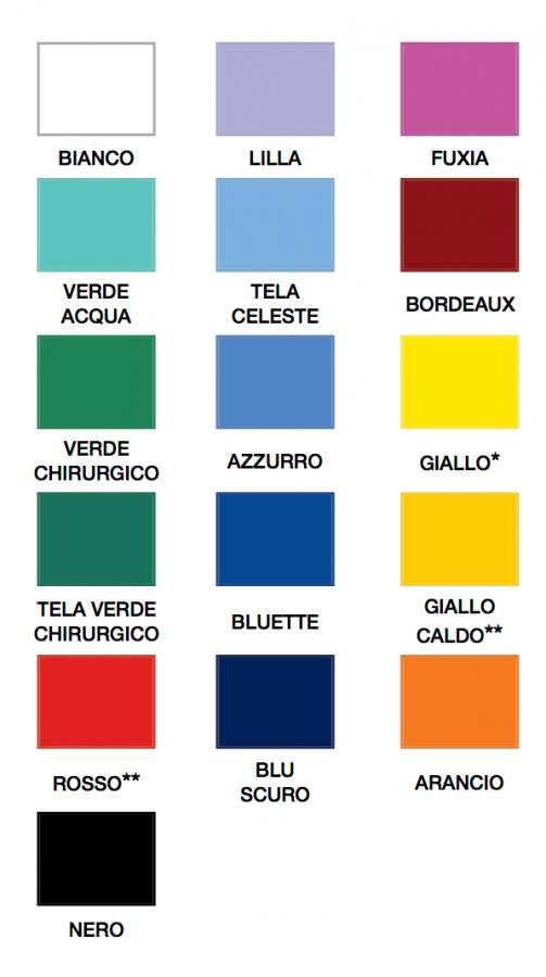 guida ai colori base