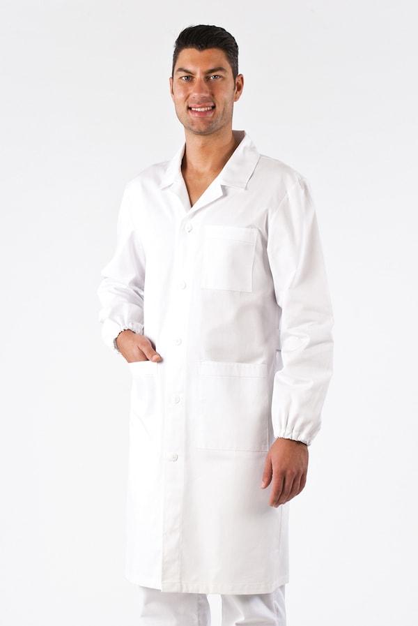 camice bianco da medico
