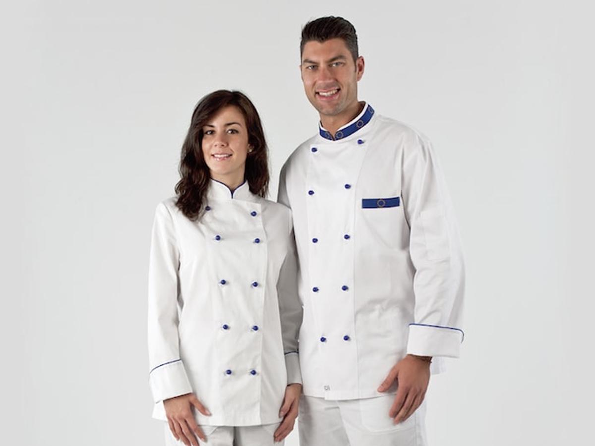 Abbigliamento cucina professionale per chef, cuoco e brigata