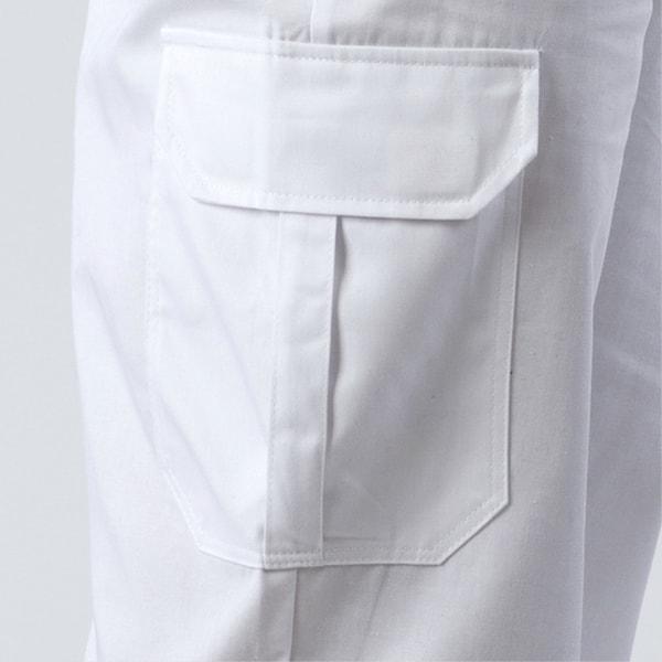 particolare della tasca laterale